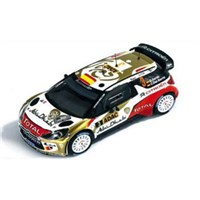 IXO Citroen DS3 WRC - 1st 2013 Rally of Germany - #3 D. Sordo 1:43