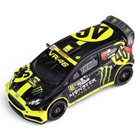 Ford Fiesta RS WRC - 2014 Monza Rally - #46 V. Rossi 1:43