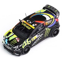 Ford Fiesta RS WRC - 2012 Monza Rally - #46 1:43