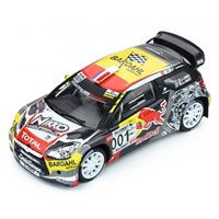 Citroen DS3 WRC - 2016 Paul Ricard Rally - #1 S. Loeb 1:43