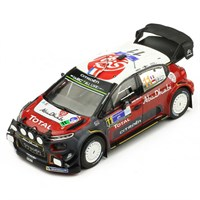 Citroen C3 WRC - Mexico Rally 2018 - #11 S. Loeb 1:43