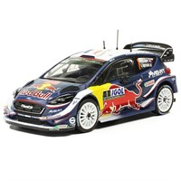 Ford Fiesta WRC - 1st Rally Corsica 2018 - #1 S. Ogier 1:43