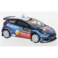 IXO Ford Fiesta R5 WRC - 2019 Monte Carlo Rally - #21 G. Greensmith 1:43