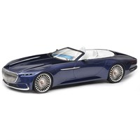 Schuco Mercedes Maybach 6 - Blue 1:18
