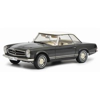 Schuco Mercedes 280 SL - Grey 1:18