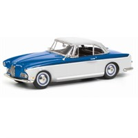 Schuco BMW 503 - Blue/White 1:43