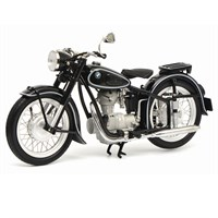 Schuco BMW R25/3 - Black 1:10