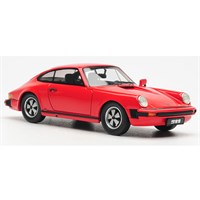 Schuco Porsche 911 Coupe 1975 - Guards Red 1:43