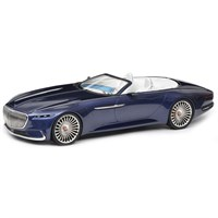 Schuco Mercedes Maybach 6 - Blue 1:43