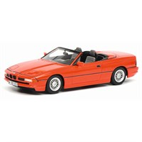 Schuco BMW 850 Ci Convertible - Red 1:43