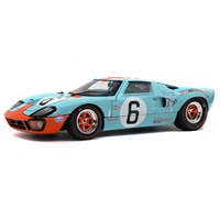 Solido Ford GT40 - 1st 1969 Le Mans 24 Hours - #6 1:18