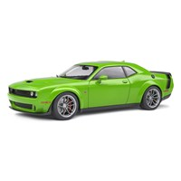 Solido Dodge Challenger R/T Scat Pack WB 2020 - Green 1:18