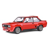 Solido Fiat 131 Abarth 1980 - Red 1:18
