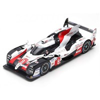 Toyota TS050 - 1st 2019 Le Mans 24 Hours - #8 1:18