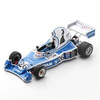 Spark Ligier JS5 - 1976 Long Beach Grand Prix - #26 J. Laffite 1:18