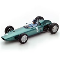 Spark BRM P57 - 1962 World Champion - #3 G. Hill 1:18
