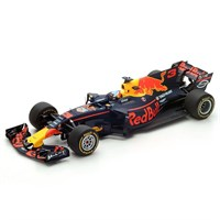 Red Bull RB13 - 2017 Spanish Grand Prix - #3 D. Ricciardo 1:18