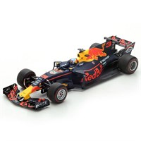 Red Bull Racing RB13 - 1st 2017 Azerbaijan Grand Prix - #3 D. Ricciardo 1:18