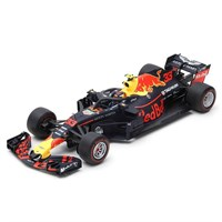 Spark Red Bull RB14 - 1st 2018 Mexican Grand Prix - #33 M. Verstappen 1:18