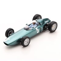 Spark BRM P57 - 1963 Monaco Grand Prix - #5 R. Ginther 1:18