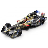 Spark Techeetah - 1st 2017-2018 New York Formula E Season 4 - #25 J. Vergne 1:43
