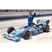 Spark Eagle - 1st 1975 Indianapolis 500 - #48 B. Unser 1:43