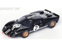 Ford GT40 - 1st Le Mans 24 Hours 1966 - #2 1:43
