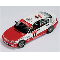 Spark BMW 320i - 2002 Dutch Touring Cars - #0 D. Huisman 1:43
