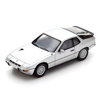 Spark Porsche 924 Turbo - Purple/Silver 1:43