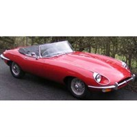 Spark Jaguar E-Type S2 Roadster 1968 - 1:43
