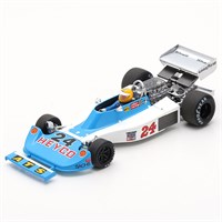 Spark Hesketh 308D - 1976 Dutch Grand Prix - #24 H. Ertl 1:43