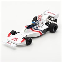 Spark Hesketh 308 - 1975 American Grand Prix - #25 B. Lunger 1:43