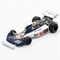 Spark Hesketh 308D - 1976 German Grand Prix - #25 G. Edwards 1:43