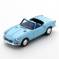 Spark Triumph Spitfire 4 Mk.2 1965 - Light Blue 1:43