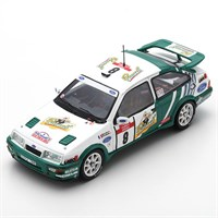 Spark Ford Sierra RS Cosworth - 1st 1988 Rally France - #8 D. Auriol 1:43