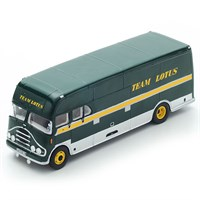 Bedford Transporter - 1963-1967 Team Lotus 1:43