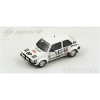 Volkswagen Golf GTI - 1980 Monte Carlo Rally - #14 J-L. Therier 1:43