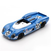 Spark Matra MS630/650 - 1969 Le Mans 24 Hours - #35 1:43