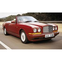 Spark Bentley Azure 1996 - 1:43