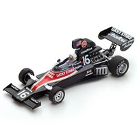 Spark Shadow DN5B - 1976 South African Grand Prix - #16 T. Pryce 1:43