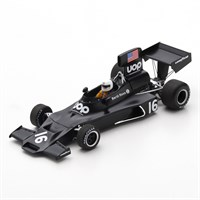 Spark Shadow DN3 - 1974 Swedish Grand Prix - #16 B. Roos 1:43
