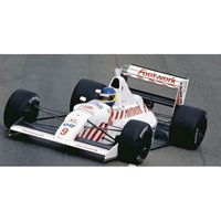 Spark Footwork Arrows A11B - 1990 - #9 M. Alboreto 1:43