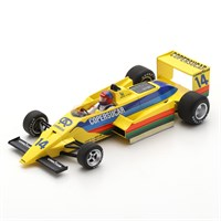 Spark Copersucar F6 - 1979 South African Grand Prix - #14 E. Fittipaldi 1:43