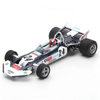 Spark Surtees TS9 - 1971 British Grand Prix - #24 R. Stommelen 1:43