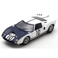 Spark Ford GT40 - 1964 Le Mans 24 Hours - #10 1:43