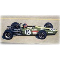 Spark Lotus 59 - 1st 1969 Coupe de Salon - #10 E. Fittipaldi 1:43