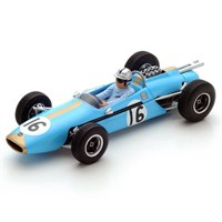 Spark Brabham BT3 - 1962 German Grand Prix - #16 J. Brabham 1:43