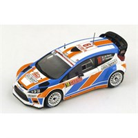 Spark Ford Fiesta WRC - 2015 Monte Carlo Rally - #19 J. Raoux 1:43
