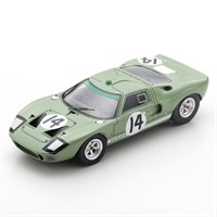 Spark Ford GT40 - 1965 Le Mans 24 Hours - #14 1:43