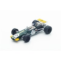 Brabham BT24 - 1968 German Grand Prix - #17 K. Ahrens 1:43